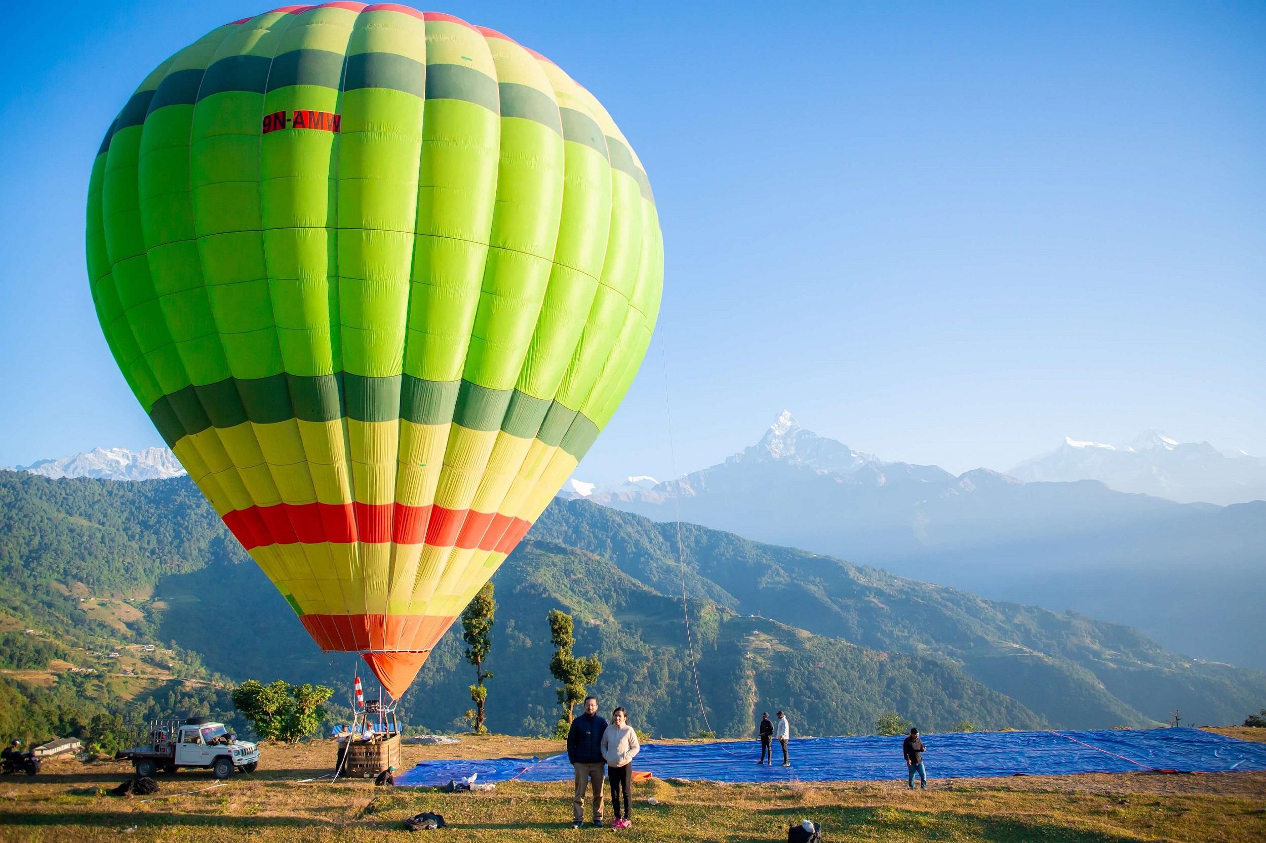 balloon-nepal